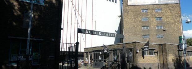 Bedrijfsbezoek De Meelfabriek in Leiden
