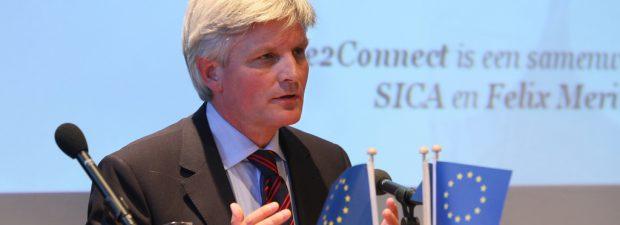 KBB-gastspreker Drs. Sjerp van der Vaart  over identeitspolitiek voor regio's in de Europese ruimte