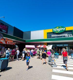 Culinaire Wereldreis  door vernieuwde Sligro te Leiden