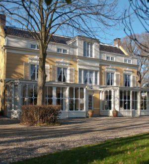 Bezoek aan Landgoed Calorama te Noordwijk